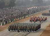 Second largest army