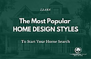 Learn The Most Popular Home Design Styles To Start Your Search » The Madrona Group