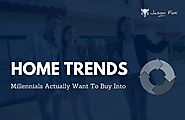 Home Trends Millennials Actually Want to Buy Into