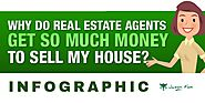 Why Do Real Estate Agents Make So Much Commission? [Infographic]