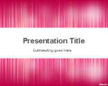 Pink Noise PowerPoint Template | Free Powerpoint Templates