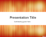 Abstract Noise PowerPoint Template | Free Powerpoint Templates