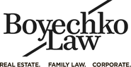 Boyechko Law | Real Estate. Family Law. Corporate.