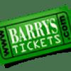 Barrys Tickets